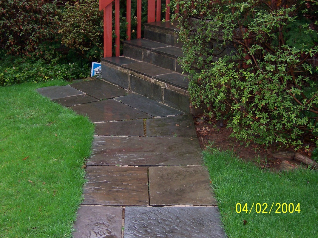 Before and After - Potomac Masonry of Northern Virginia